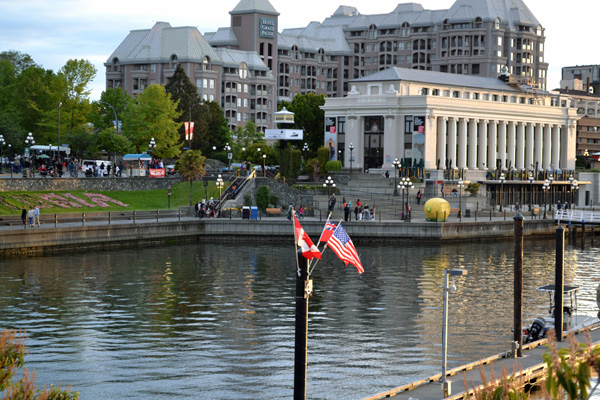 Things to do in Victoria - The Inner Harbour
